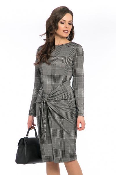 Платье с узлом, П-533